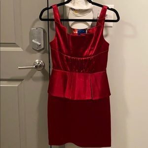 New with tags Alice and Olivia Cocktail Dress